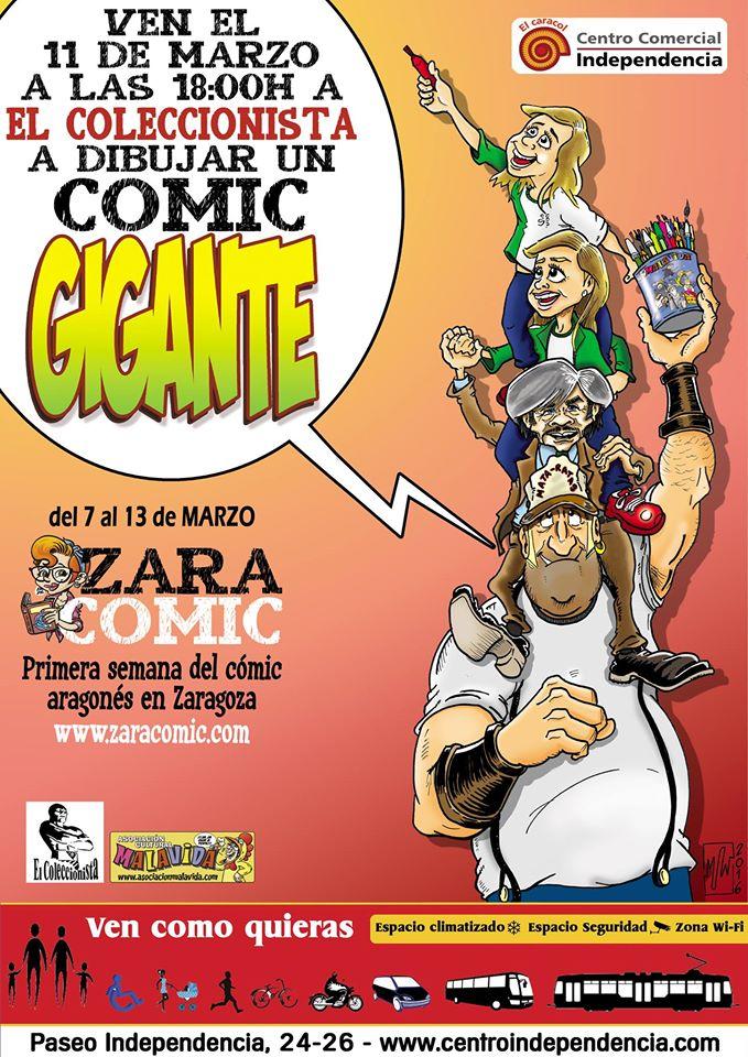 taller comic coleccionista