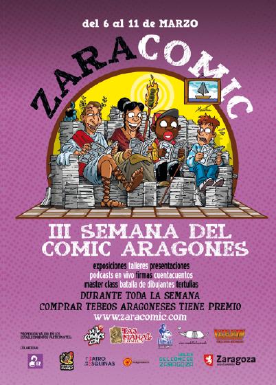 Zaracómic 2018